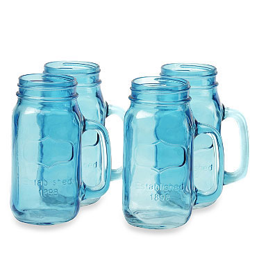 4 Piece Yorkshire mason jar. 66970 소매가20.000원
