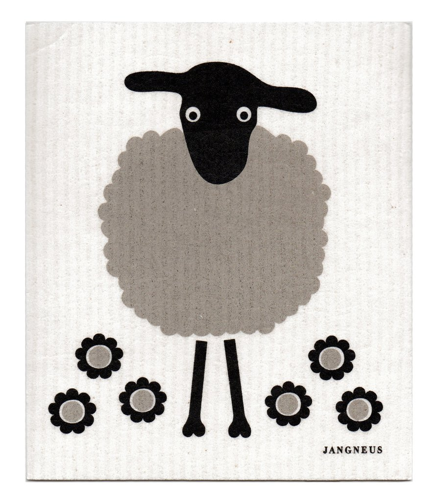 Black Sheep Dishcloth